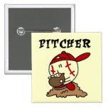 Camisetas y regalos de la jarra del béisbol pin