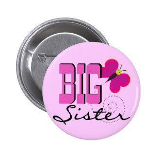 Camisetas y regalos de la mariposa de la hermana g pins
