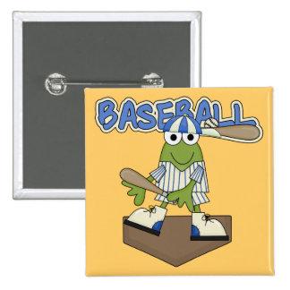 Camisetas y regalos de la meta del béisbol de la pin