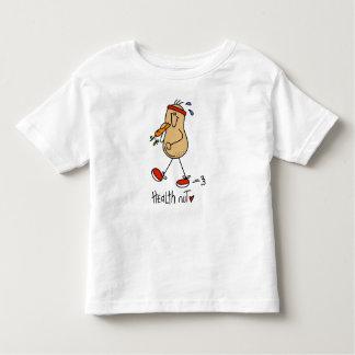 Camisetas y regalos de la nuez de la salud playeras