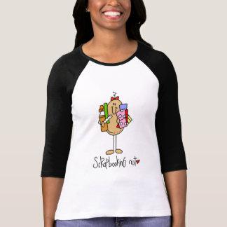 Camisetas y regalos de la nuez de Scrapbooking Polera