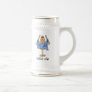 Camisetas y regalos de la nuez que hacen punto taza de café