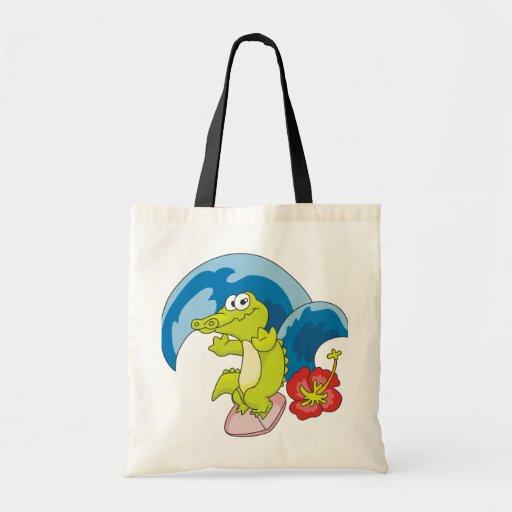 Camisetas y regalos de la persona que practica sur bolsas