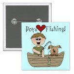 Camisetas y regalos de la pesca del amor de los mu pins