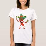 Camisetas y regalos de la pimienta de chile de
