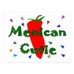 Camisetas y regalos de la pimienta de chiles rojos tarjetas postales