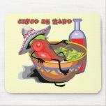 Camisetas y regalos de la pimienta del Jalapeno de Alfombrillas De Ratón
