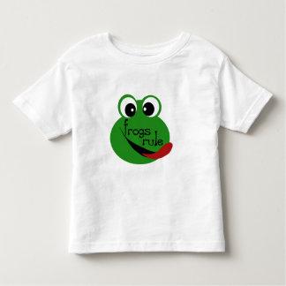 Camisetas y regalos de la regla de las ranas playeras