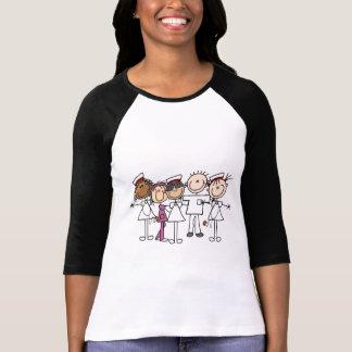 Camisetas y regalos de la semana de las enfermeras poleras