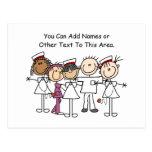 Camisetas y regalos de la semana de las enfermeras postales