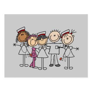 Camisetas y regalos de la semana de las enfermeras postal