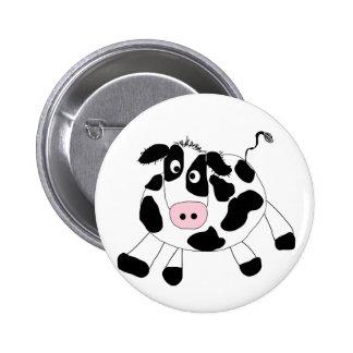 Camisetas y regalos de la vaca de la granja pin