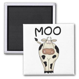 Camisetas y regalos de la vaca del MOO Iman
