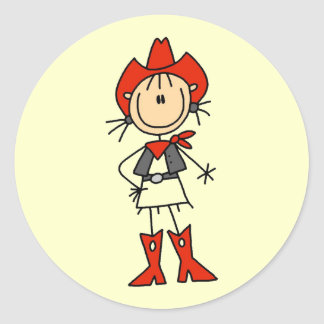 Camisetas y regalos de la vaquera de Red Hat