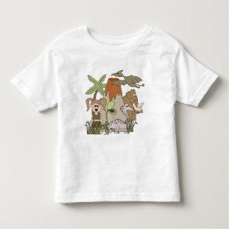 Camisetas y regalos de la vida prehistórica del polera