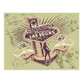 Camisetas y regalos de Las Vegas Nevada Postal