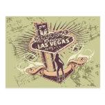 Camisetas y regalos de Las Vegas Nevada Tarjeta Postal