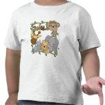 Camisetas y regalos de los animales de la selva de