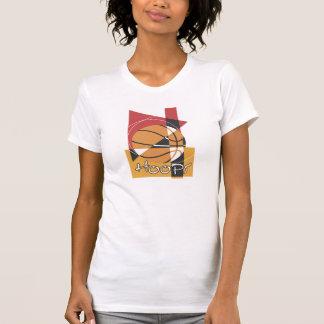 Camisetas y regalos de los aros del B-Ball Playeras