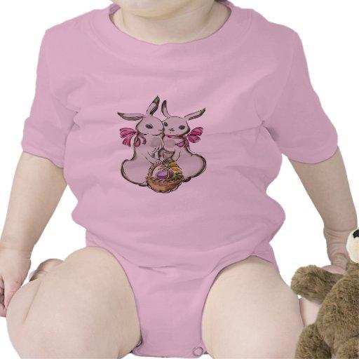 Camisetas y regalos de los conejitos de KidsTwin