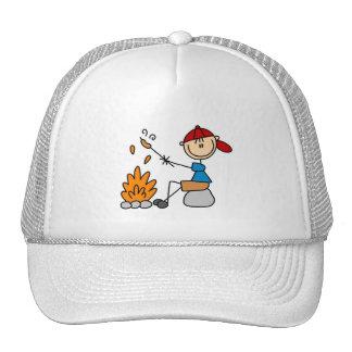 Camisetas y regalos de los perritos calientes de l gorro de camionero