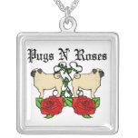 Camisetas y regalos de los rosas de los barros ama pendientes