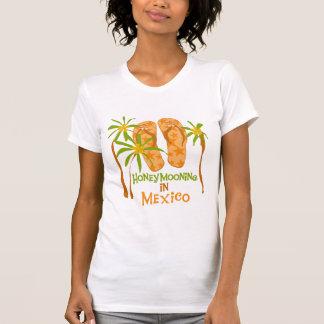 Camisetas y regalos de México de la luna de miel