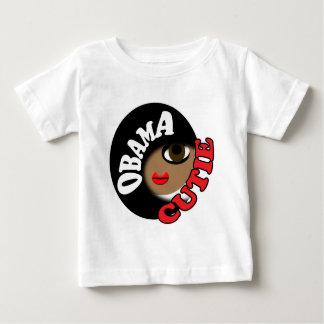 ¡Camisetas y regalos de Obama Cutie! Playera De Bebé