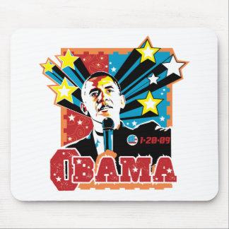 Camisetas y regalos de Obama Inaugration Alfombrilla De Ratones