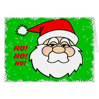 Camisetas y regalos de Papá Noel Felicitación