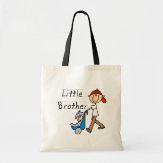 Camisetas y regalos de pequeño Brother del carro Bolsa