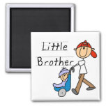Camisetas y regalos de pequeño Brother del carro Iman De Nevera