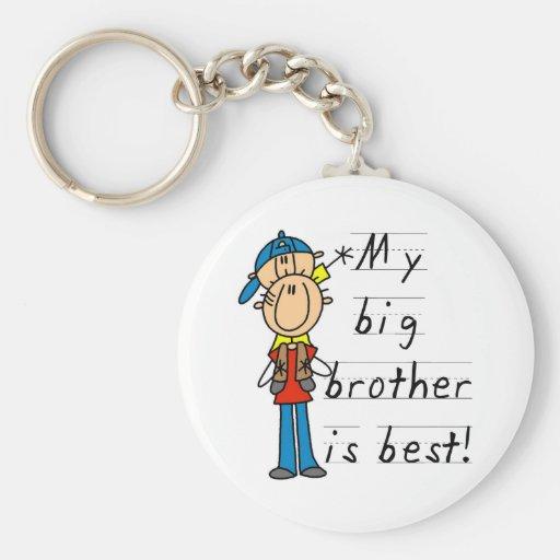 Camisetas y regalos de pequeño Brother Llavero