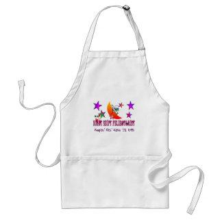 Camisetas y regalos de Phlebotomist del turno de n Delantal