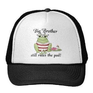 Camisetas y regalos de príncipe hermano mayor de l gorras de camionero