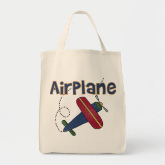 Camisetas y regalos del aeroplano bolsas