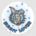 Camisetas y regalos del amante del conejito etiqueta