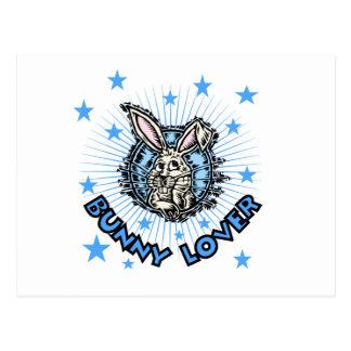 Camisetas y regalos del amante del conejito postal