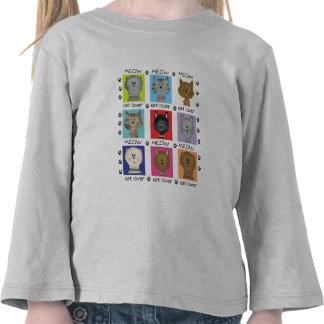 Camisetas y regalos del amante del gato del maulli