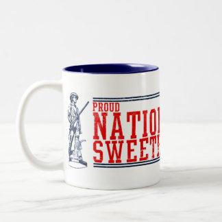 Camisetas y regalos del amor del Guardia Nacional Taza