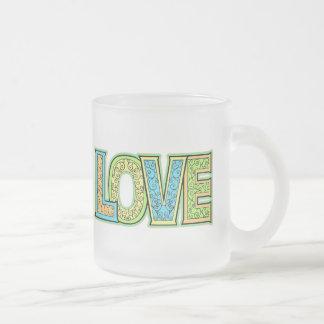 Camisetas y regalos del amor taza de café