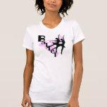 Camisetas y regalos del ballet de la silueta