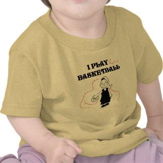 Camisetas y regalos del baloncesto del juego del c