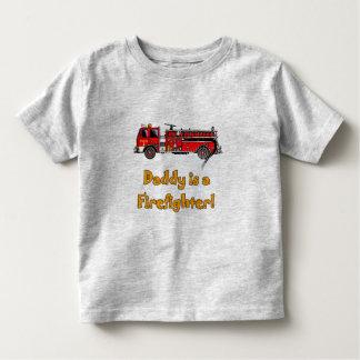 Camisetas y regalos del bombero del papá del coche
