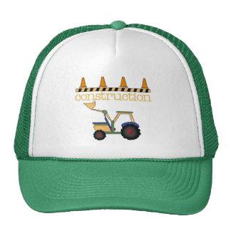 Camisetas y regalos del cargador de cubo de la con gorro de camionero