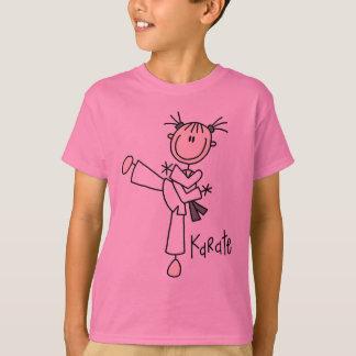 Camisetas y regalos del chica del karate