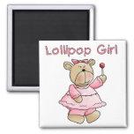 Camisetas y regalos del chica del Lollipop Iman