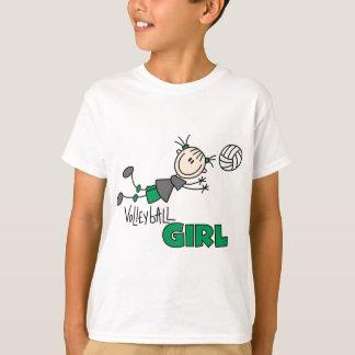 Camisetas y regalos del chica del voleibol