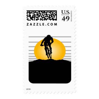 Camisetas y regalos del ciclista sellos