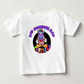 Camisetas y regalos del circo